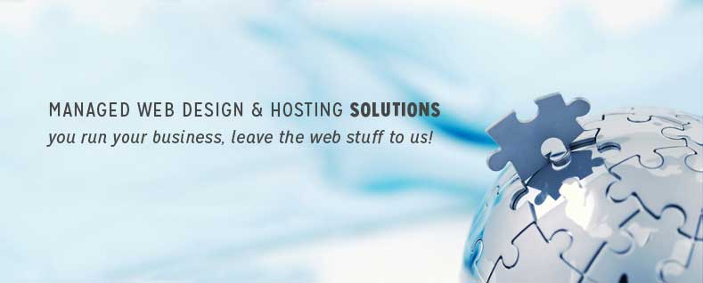 Managed Web Design & Hosting Solutions