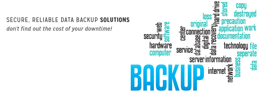Managed, Reliable Data Backup Solutions